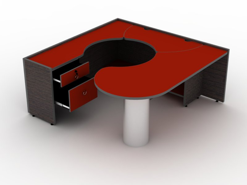 modulo director ergonomico sxf 180 x 180 cm