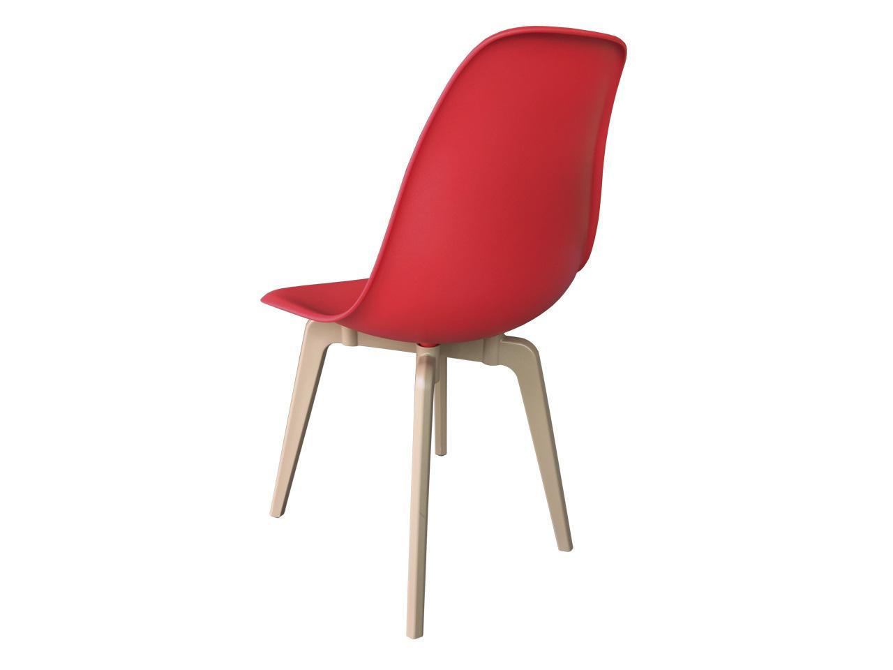 silla heron roja